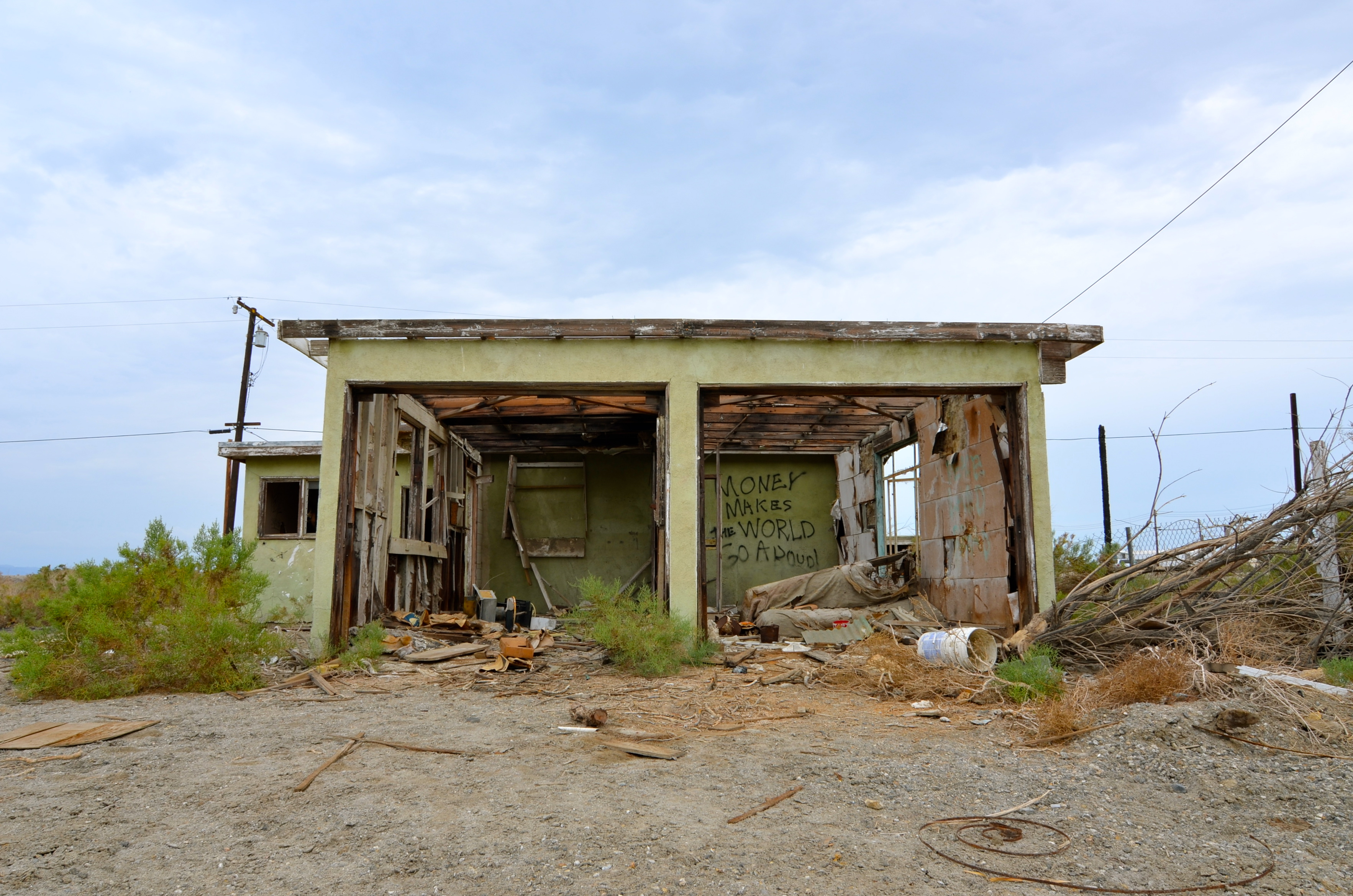 Salton City House