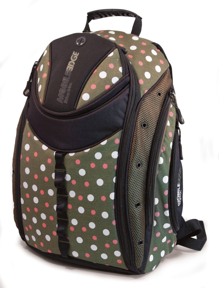 #3 Mobile Edge Eco-Friendly Express Laptop Backpack 16