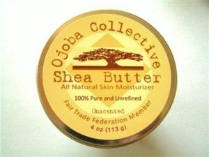 The Ojoba Collective  shea butter