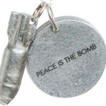 article peace necklace