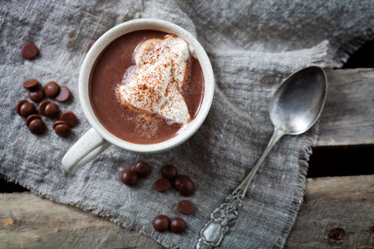 best hot chocolate in the US