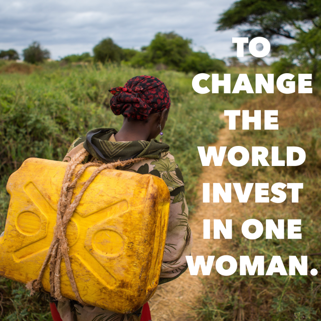 benefits of investing in women