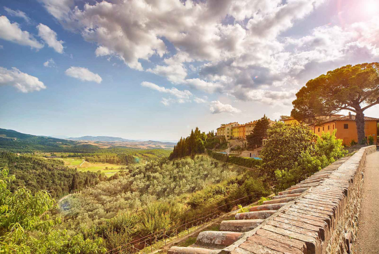 Toscana Resort Castelafi