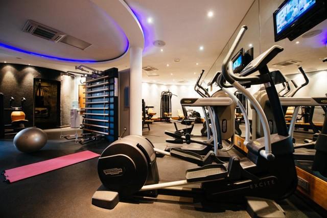 gym at tribe nairobi