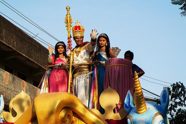 Goa Carnival by Kirill Zarubin via Flickr