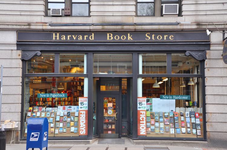 book stores boston