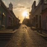 A Street in Chacao, Venezuela
