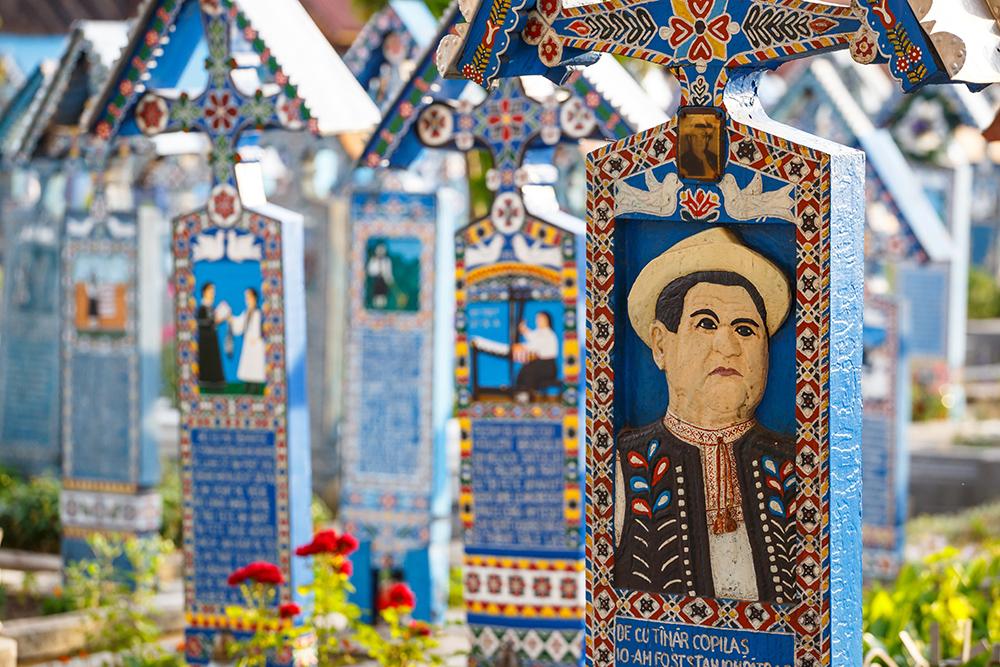 Sapanta-Romania-Merry-Cemetery-Portrait