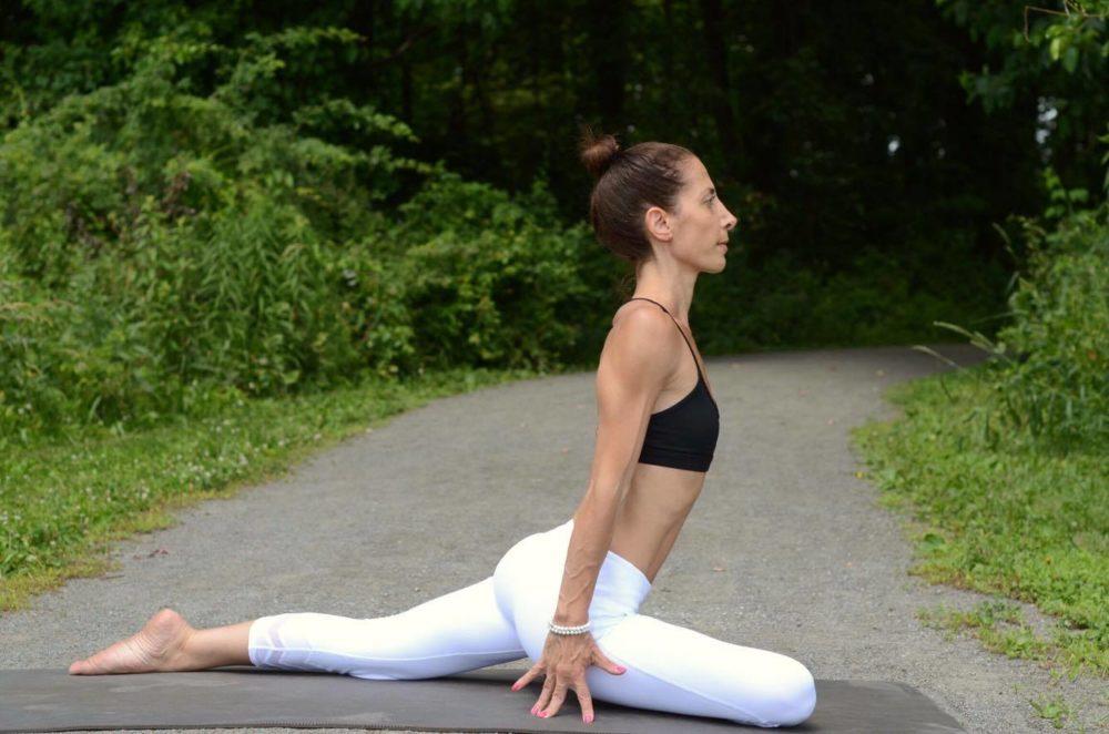 calm yoga poses