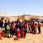 Two Afternoons in a Syrian Refugee Camp