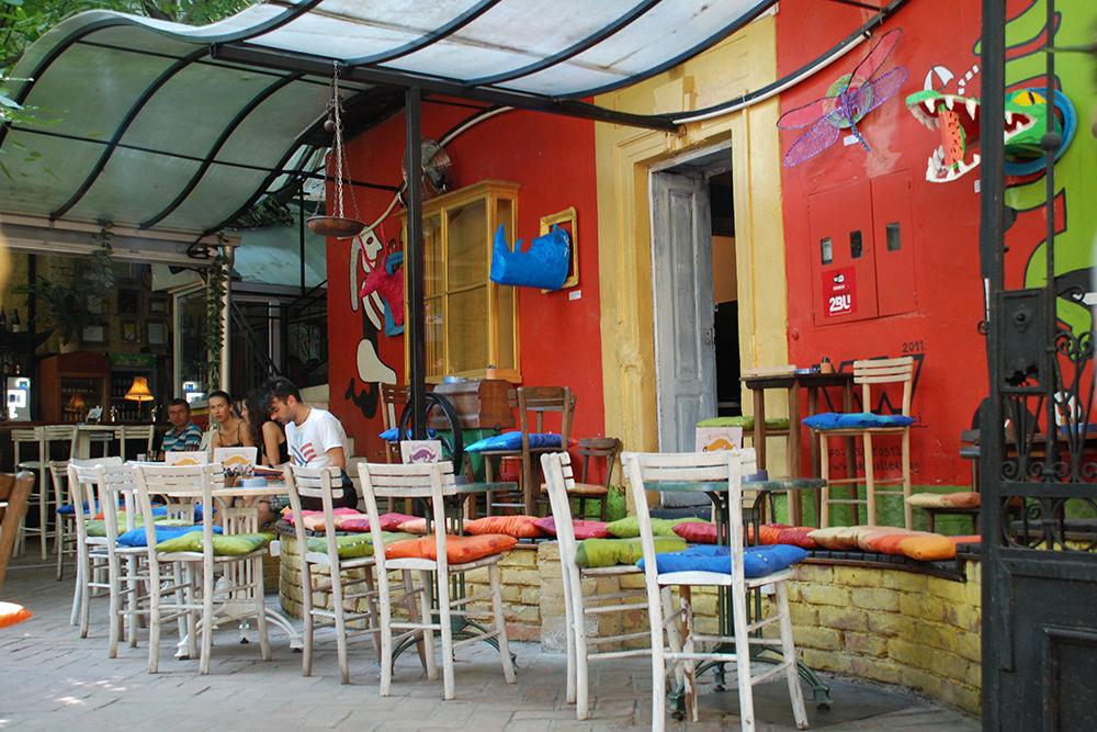 Belgrade_Colorful_Cafe