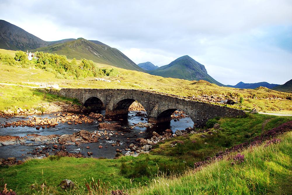 Isle-Of-Skye-Bridge-Over-Water