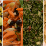 4 Salads Around The World (video)