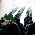l'enfant plaza - women's march