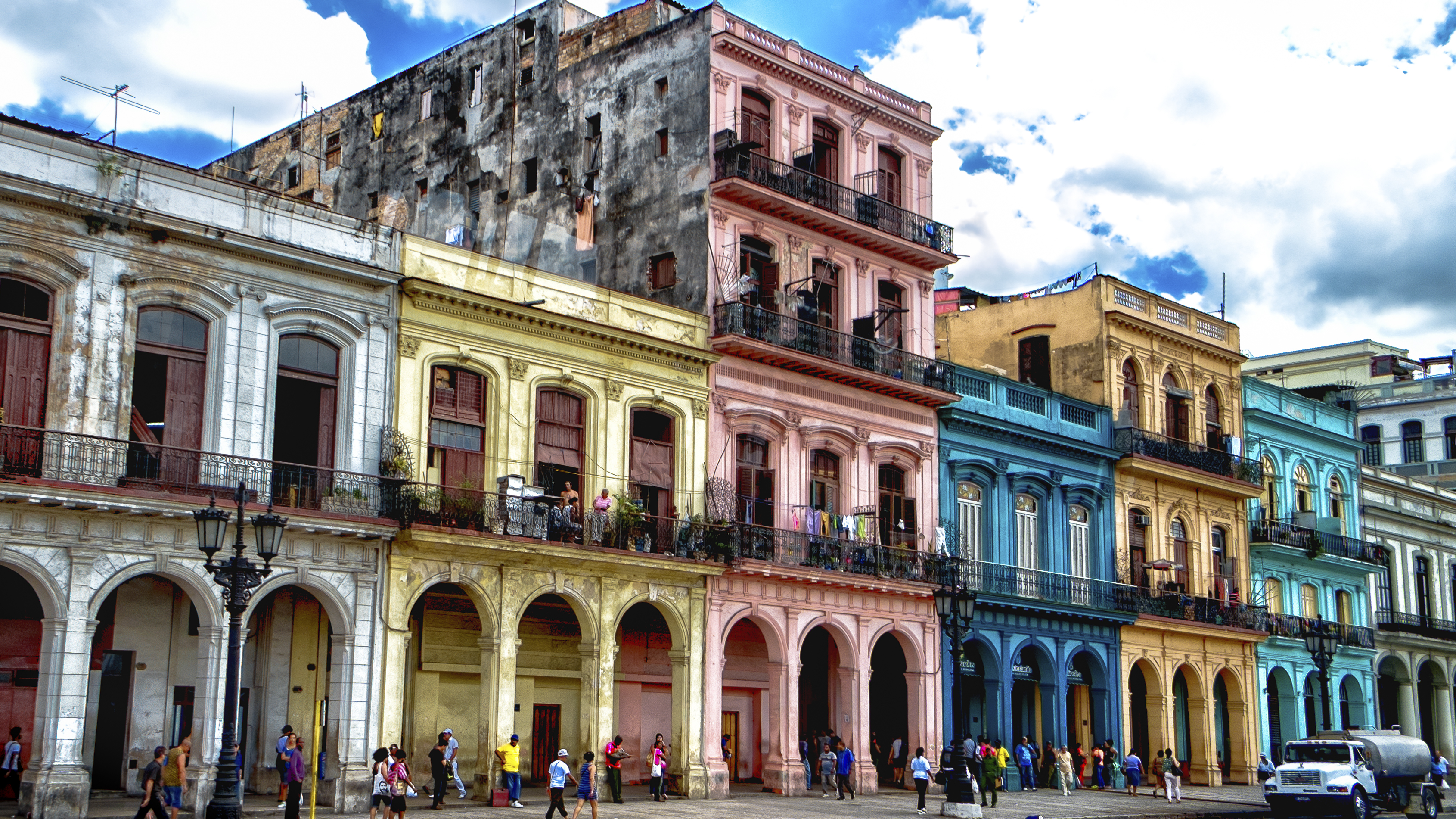 historical attractions havana