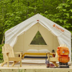 Tentrr: Perfection in a Canvas Tent